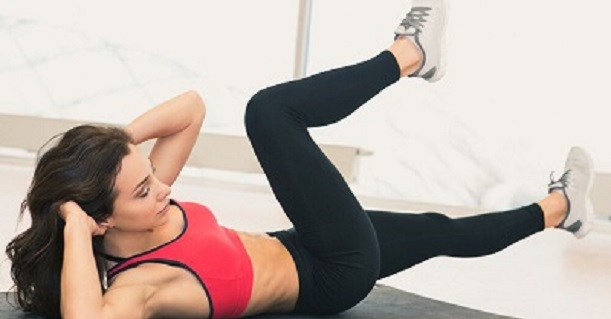 You Don't Need a Lot of Time for a Fast Ab Routine