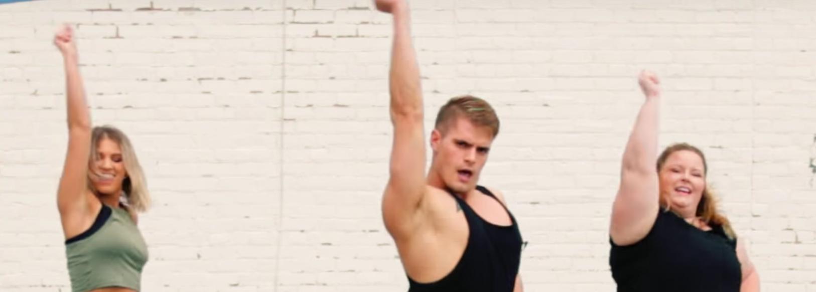 The Fitness Marshall: Me Too