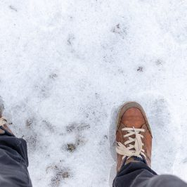 Why Aren't Your Walks Keeping the Winter Weight Off?
